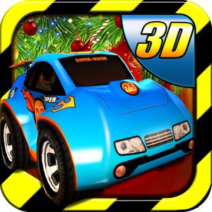 play Parking Snow World 3D Pro