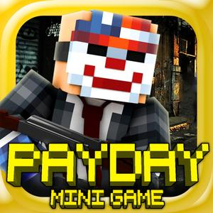 play Payday Vegas: Heist Shooter Survival Mini Block Game With Multiplayer