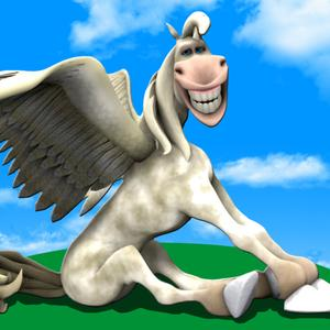 play Pegasus Horse Of The Gods