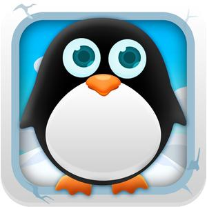 play Peguin Village Pop Smash - Frozen Fall Free
