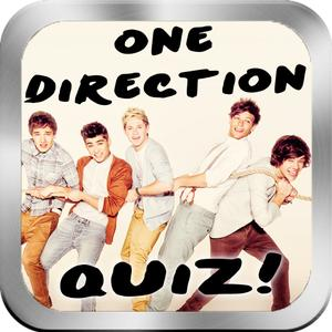 play Quiz 4 One Direction / 1D!