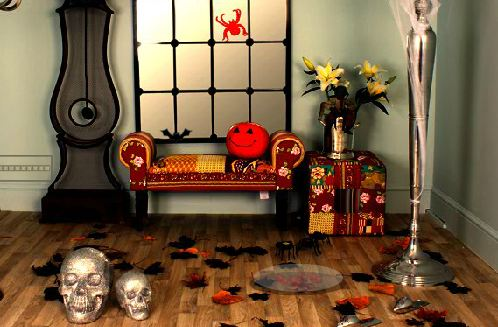 play Halloween Scary House Escape