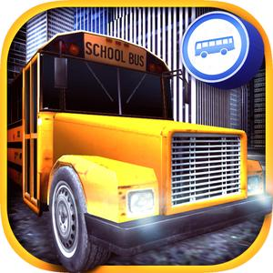 play Real Bus Driver 3D - Realistic City Traffic & Car Driving Simulator