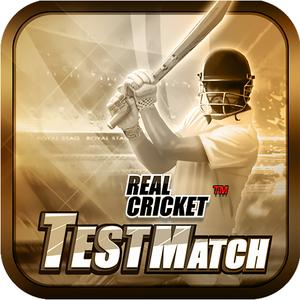 play Real Cricket™ Test Match