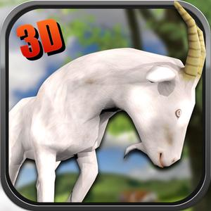 play Real Goat Simulator 3D