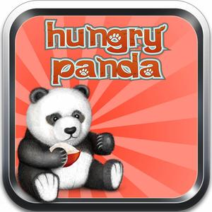 play Real Hungry Crazy Panda - Feed Him Fat Free