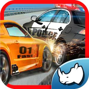 play Reckless Traffic Getaway Chase Race