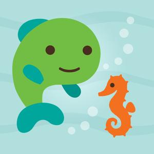 play Sago Mini Ocean Swimmer