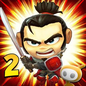 play Samurai Vs Zombies Defense 2