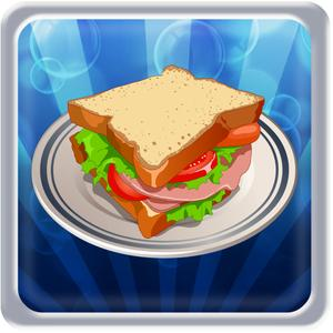 play Sandwiches Maker Free - Cooking Time Management : The Best Ingredients Making Fun Game For Kids And Girls - Cool Funny 3