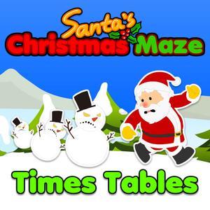 play Santa'S Christmas Maze: Times Tables Hd