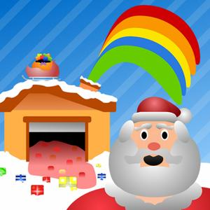 play Santa'S Present Rush Hd - Toyshop Meltdown