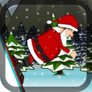 play Santa'S Slippery Slope