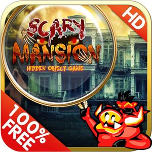 Scary Mansion - Free Hidden Object