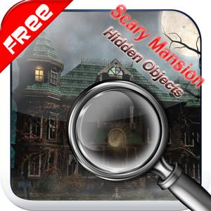 Scary Mansion Hidden Objects