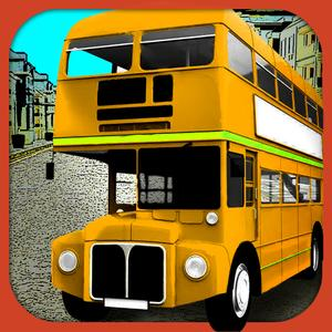 play School Bus Driving Simulator – Drive Bus Like A Crazy Driver On Model City Road
