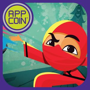 play Scoop Ninja - An App Coin™ Game