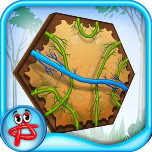 play Tangled Gardens: Pipes Puzzle