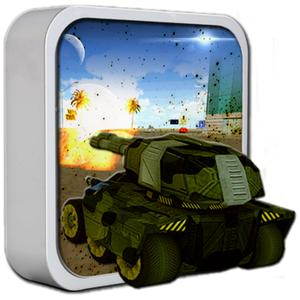 play Tank Vs Cars : Battle Supremacy