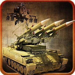 play Tank War : Real Battle 2015