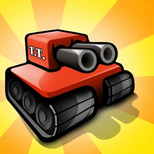 play Tap Tanks - Doodle Style 3D Rts