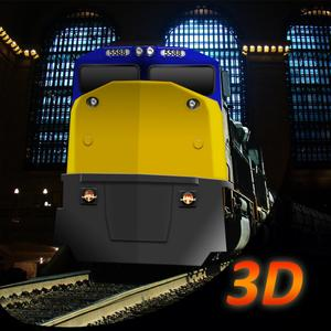 play Usa Train Driver Simulator 3D