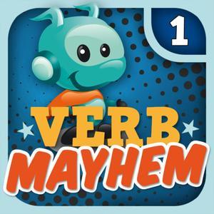 play Verb Mayhem Hd Level 1
