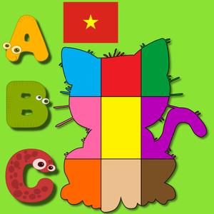 play Vietnamese Puzzles For Kids