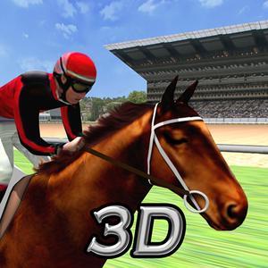 play Virtual Horse Racing 3D Lite