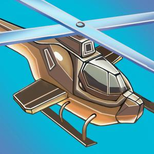play War Helicopter Dismantle 3D