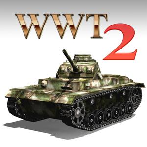 play War World Tank 2