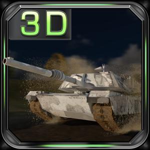 play Warrior Tank 3D Racing