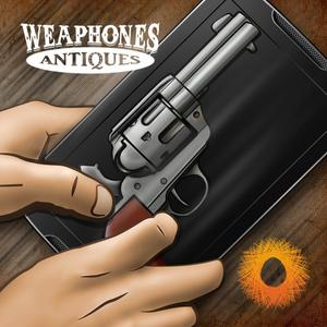 play Weaphones Antiques: Firearms Simulator