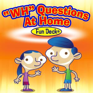 play Wh Questions At Home Fun Deck