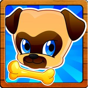 play Where'S My Lost Pet Pug? Benji & Muzy On A Fun Puppy Dog Running Race Game For Kids