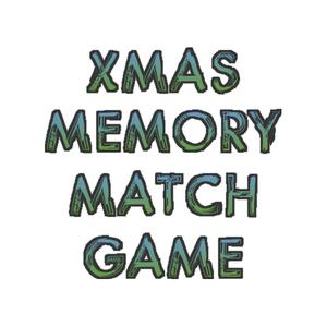 play Xmas Match Game