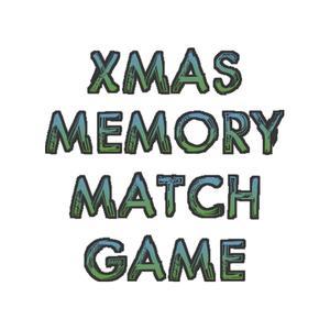 play Xmas Match Game