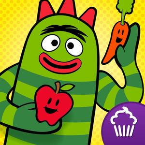 play Yo Gabba Gabba! Party In My Tummy