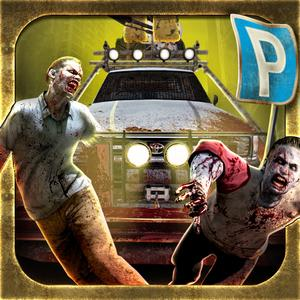 play Zombie Car Parking Simulator - Stupid Dead Drive Challenge