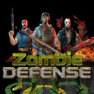 play Zombie Defense: Modern Rts & Td Hybrid