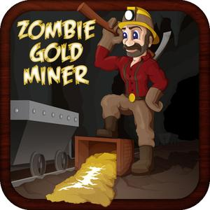 play Zombie Gold Miner