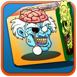 play Zombie Logic 2048 Version - The Impossible Math Infection