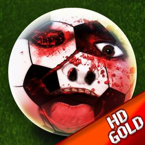 play Zombie Soccer : The Cool Free Flick Football Sports Game For Boys And Girls - Hd Gold