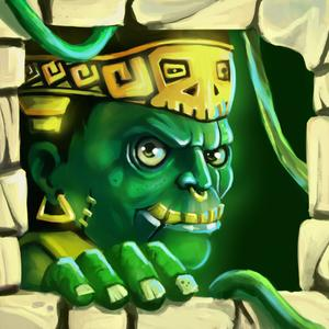 play Zombie Time! - City Of Maya 3D