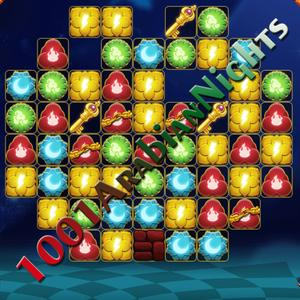 play 1001 Arabian Nights 2 - Puzzle Mania