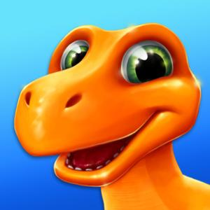 play 101 Dino Pets 3D - Virtual Pet Dinosaur With Mini