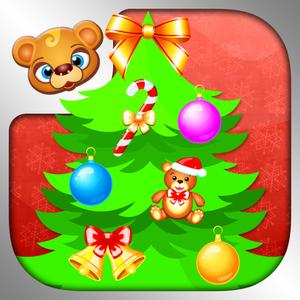 play 123 Kids Fun Christmas Tree - Free Educational For Preschool Kids And Toddlers