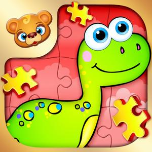 play 123 Kids Fun Puzzle Red - Educational Puzzle For Preschool Kids And Toddlers