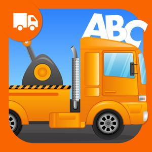 play Abc Tow Truck - An Alphabet Fun Game For Preschool Kids Learning Abcs And Love Trucks And Things That Go