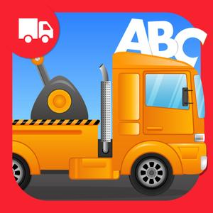 play Abc Tow Truck Free - An Alphabet Fun Game For Preschool Kids Learning Abcs And Love Trucks And Things That Go
